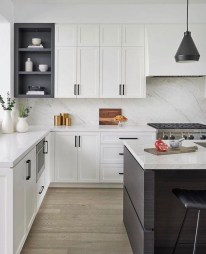 Incredible Black And White Kitchen Ideas To Try11