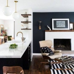 Incredible Black And White Kitchen Ideas To Try19