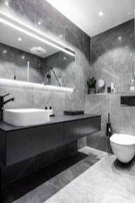 Latest Bathroom Decor Ideas That Match With Your Home Design04