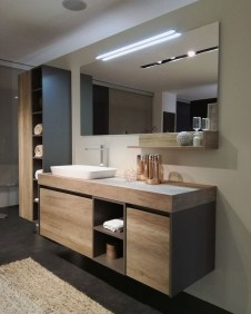 Latest Bathroom Decor Ideas That Match With Your Home Design10