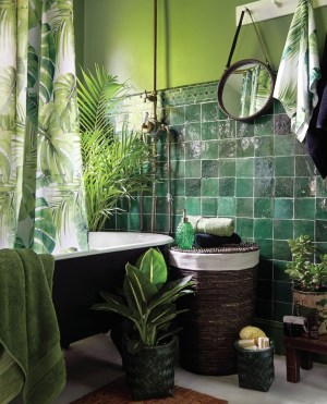 Latest Bathroom Decor Ideas That Match With Your Home Design34