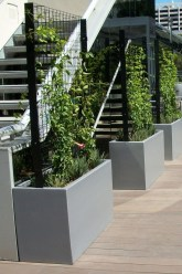 Pretty Privacy Fence Planter Boxes Ideas To Try19