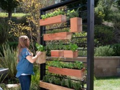 Pretty Privacy Fence Planter Boxes Ideas To Try28