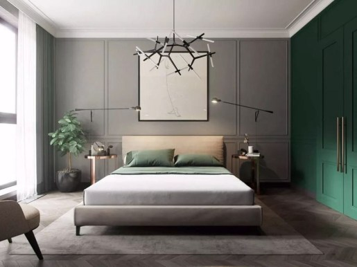 Stylish Bedroom Design Ideas For You To Apply In Your Home14