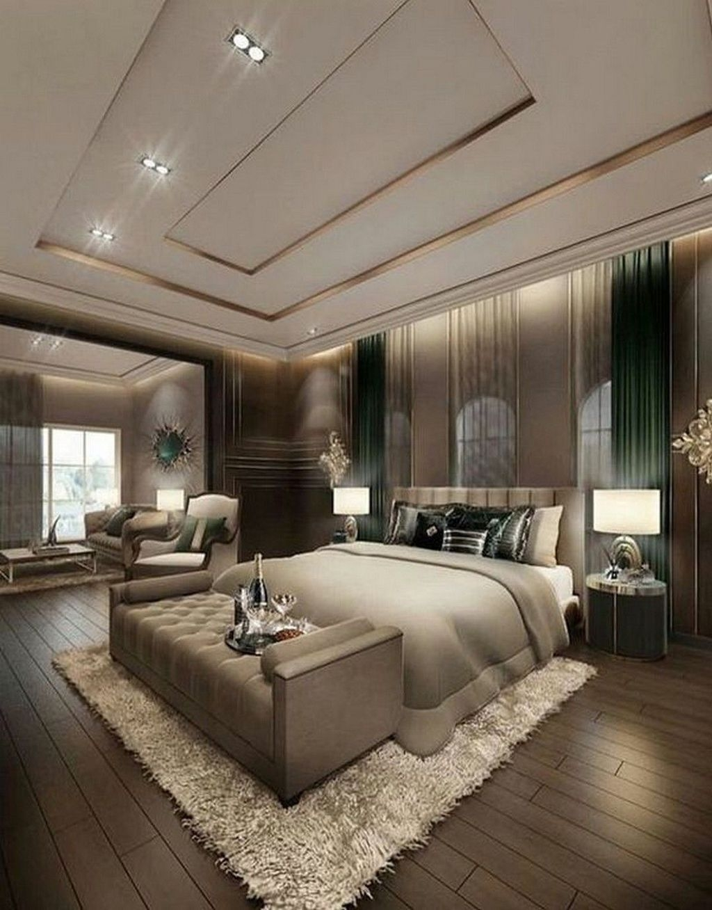 Stylish Bedroom Design Ideas For You To Apply In Your Home35