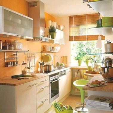 Unordinary Kitchen Colors Design Ideas That Looks Cool20
