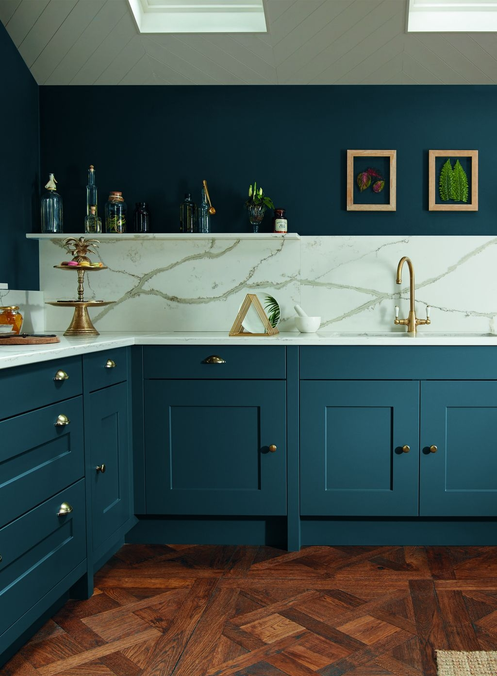 Unordinary Kitchen Colors Design Ideas That Looks Cool30