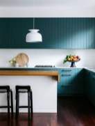 Unordinary Kitchen Colors Design Ideas That Looks Cool34