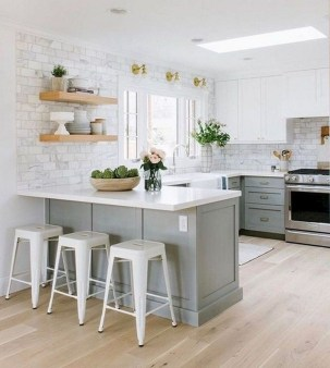 Unordinary Kitchen Colors Design Ideas That Looks Cool39