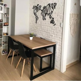 Wonderful Contemporary Dining Room Decorating Ideas To Try16