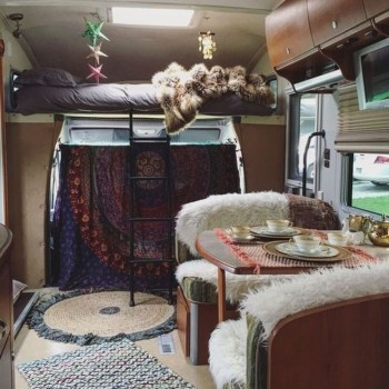 Wonderful Rv Modifications Ideas For Your Street Style37