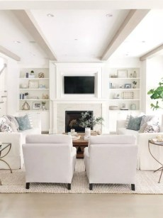 Attractive Living Room Wall Decor Ideas To Copy Asap07