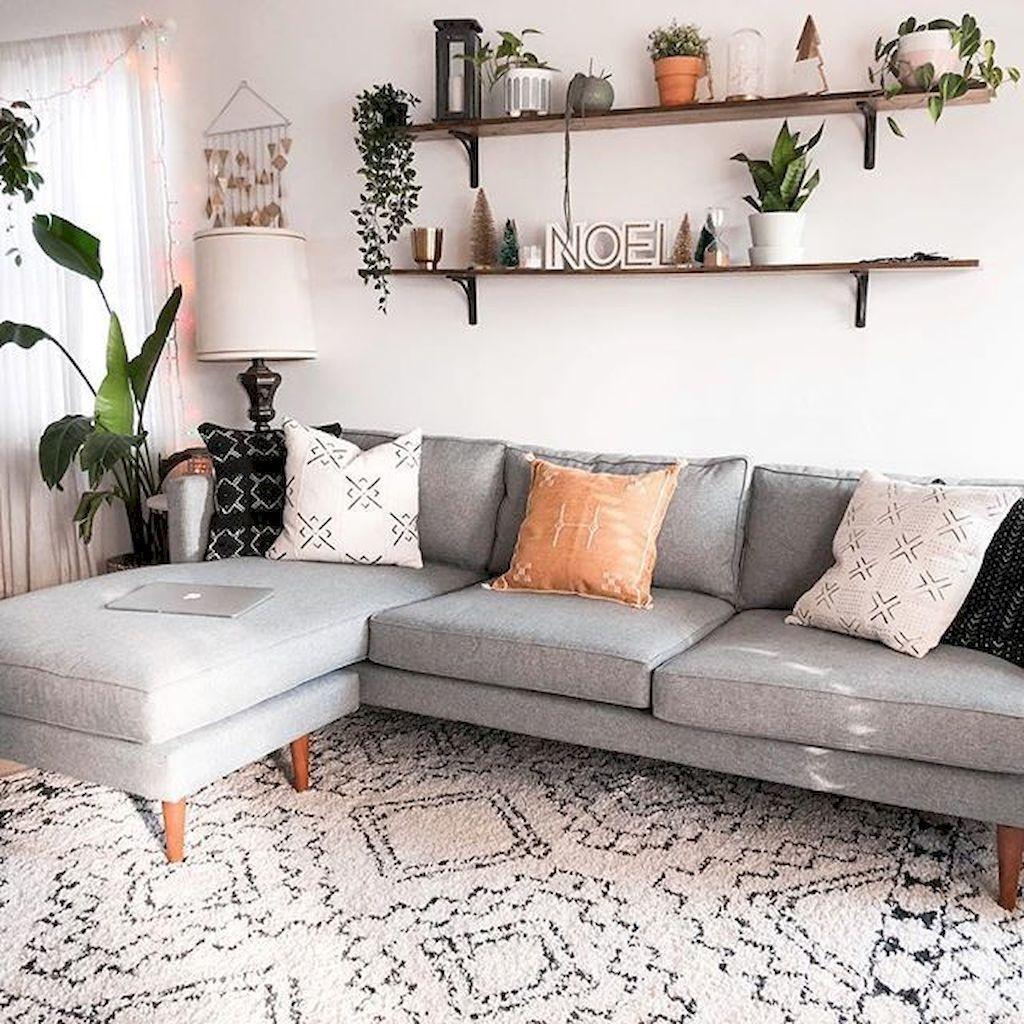 Attractive Living Room Wall Decor Ideas To Copy Asap34