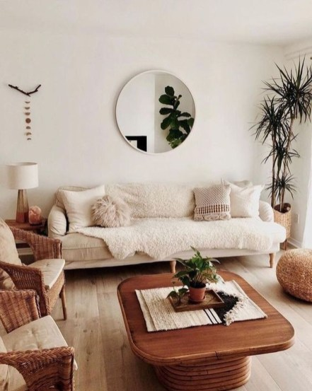 Awesome Living Room Mirrors Design Ideas That Will Admire You13