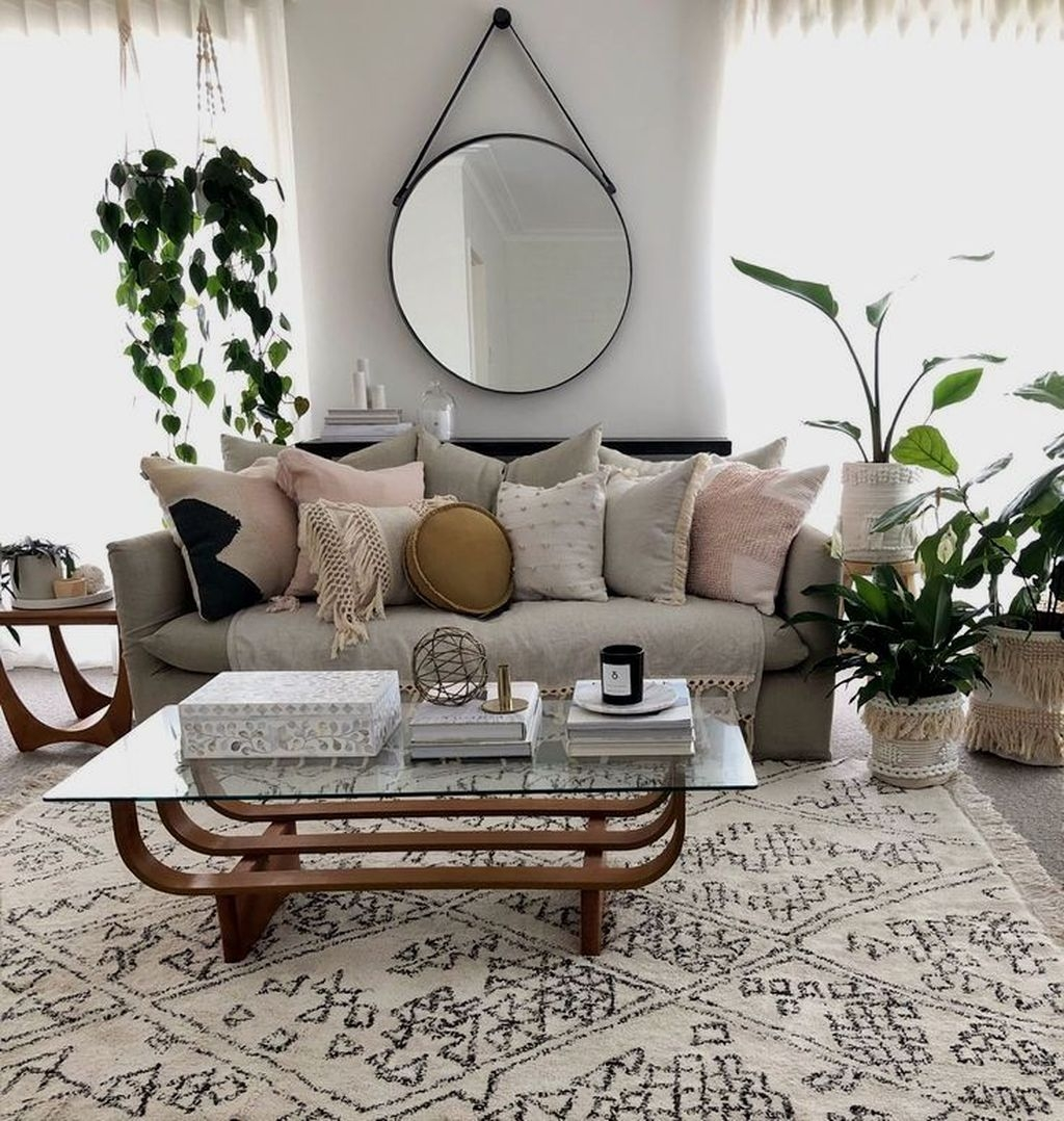 Awesome Living Room Mirrors Design Ideas That Will Admire You14