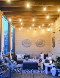 Brilliant Closed Balcony Design Ideas To Enjoy In All Weather Conditions12