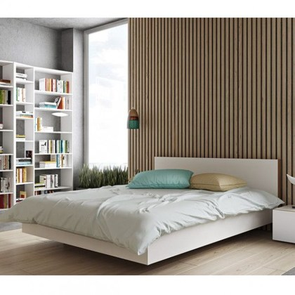 Casual Contemporary Floating Bed Design Ideas For You39