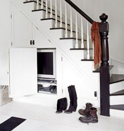 Catchy Remodel Storage Stairs Design Ideas To Try19