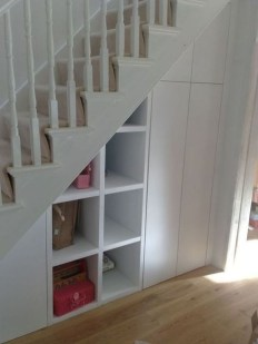 Catchy Remodel Storage Stairs Design Ideas To Try33