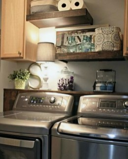 Charming Small Laundry Room Design Ideas For You09