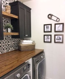 Charming Small Laundry Room Design Ideas For You30
