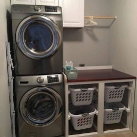 Charming Small Laundry Room Design Ideas For You31