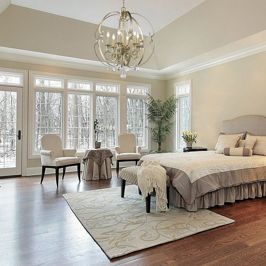 Cute Chandeliers Decoration Ideas For Your Bedroom18