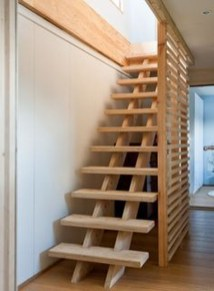 Incredible Stairs Design Ideas For The Attic To Try08