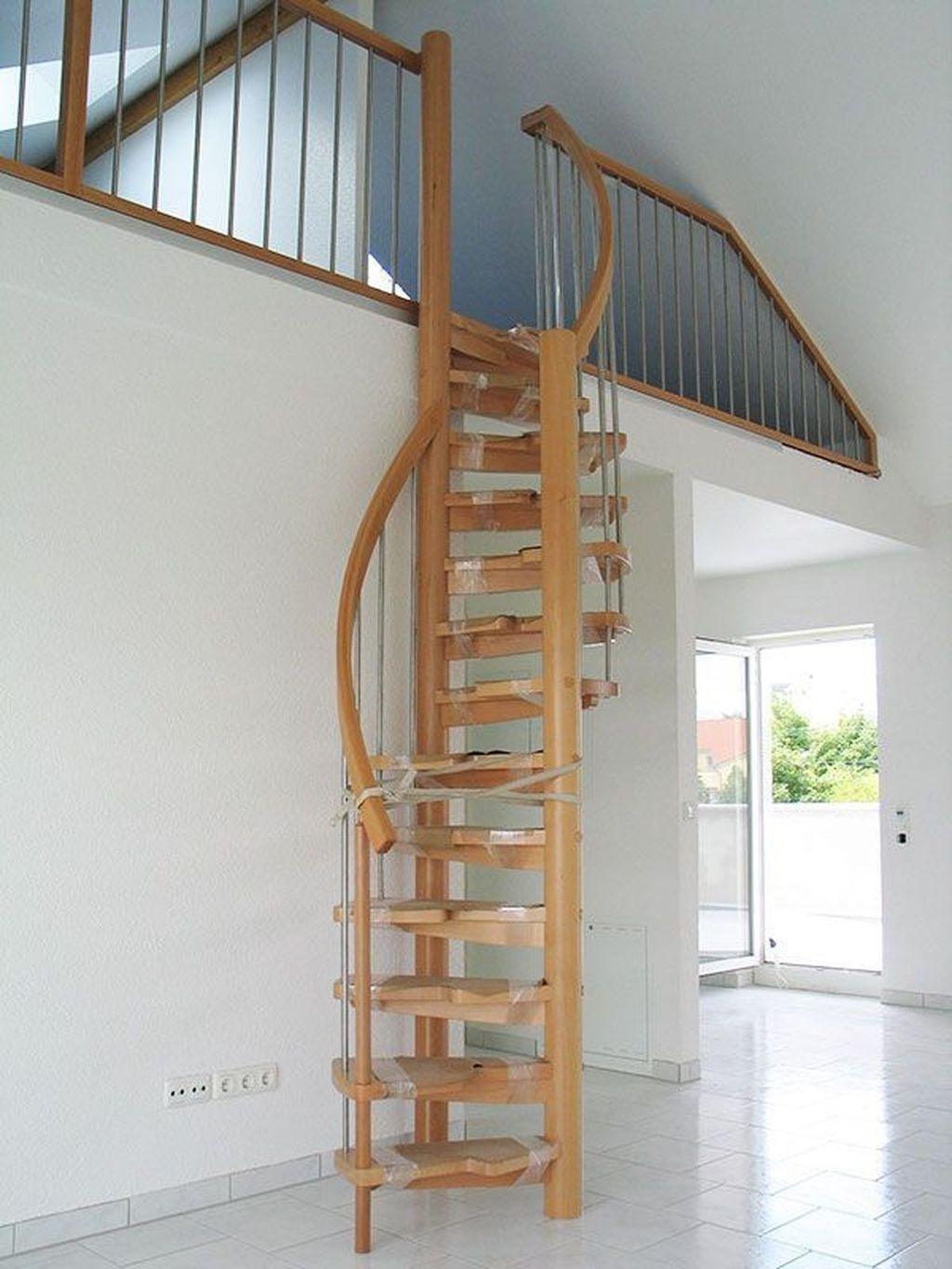 Incredible Stairs Design Ideas For The Attic To Try27