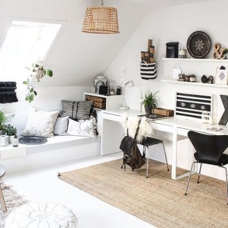 Perfect Home Office Designs Ideas You Must Know07