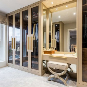 Spectacular Wardrobe Designs Ideas To Store Your Clothes In06