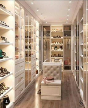 Spectacular Wardrobe Designs Ideas To Store Your Clothes In18