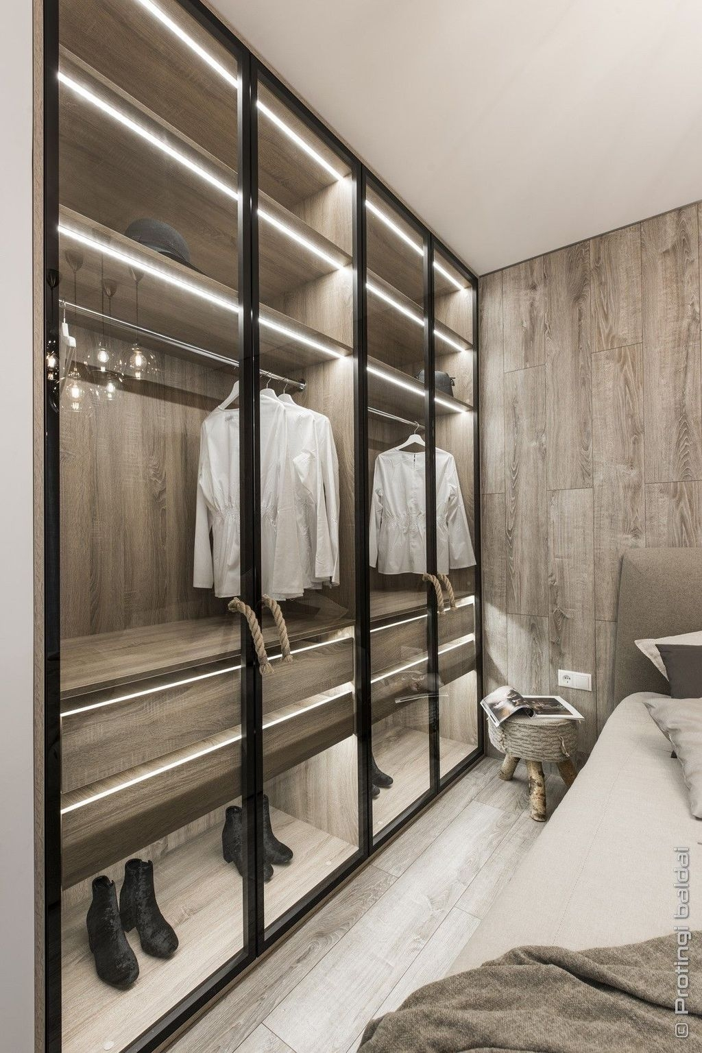 Spectacular Wardrobe Designs Ideas To Store Your Clothes In23