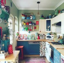 Unusual Bohemian Kitchen Decorations Ideas To Try09