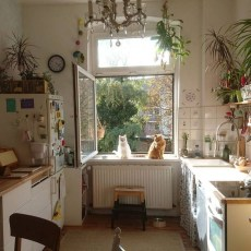 Unusual Bohemian Kitchen Decorations Ideas To Try25