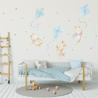 Vintage Bedroom Wall Decals Design Ideas To Try15