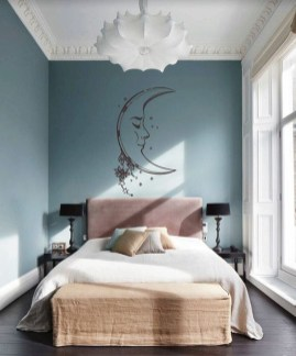 Vintage Bedroom Wall Decals Design Ideas To Try16