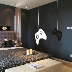 Vintage Bedroom Wall Decals Design Ideas To Try30