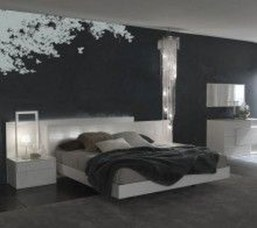 Vintage Bedroom Wall Decals Design Ideas To Try38