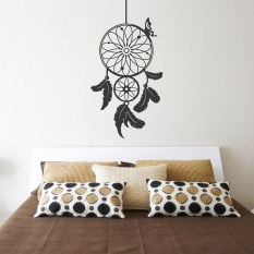 Vintage Bedroom Wall Decals Design Ideas To Try43