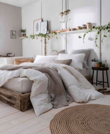 Wonderful Bedrooms Design Ideas With Vintage Touch That Will Thrill You07
