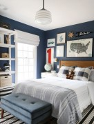Wonderful Bedrooms Design Ideas With Vintage Touch That Will Thrill You27