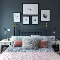 Wonderful Bedrooms Design Ideas With Vintage Touch That Will Thrill You40