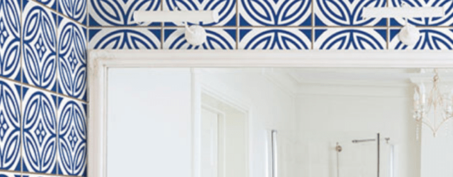 Gorgeous Peel And Stick Wallpaper For Bathroom Ideas