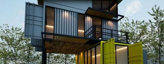 Affordable Container Home Design Ideas
