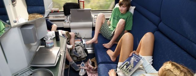 Awesome Amtrak Family Bedroom Ideas