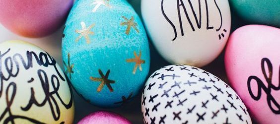 Inspiring Easter Decorations For Kids Ideas