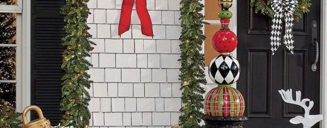 The Best DIY Oversized Christmas Decorations Ideas