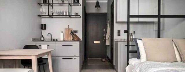 Stunning Small Studio Apartment Ideas