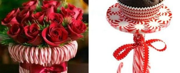 Awesome DIY Candy Cane Decorations Ideas